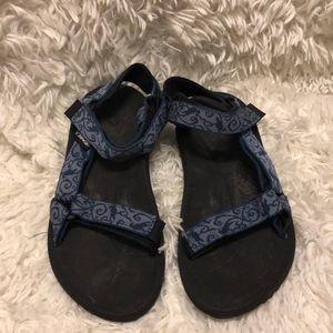 Women's Teva sandals